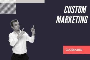 custom marketing definizione cover cristian boin