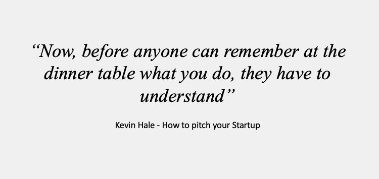 Vendi il cosa e non il come per essere ricordato Cristian boin startup consigli