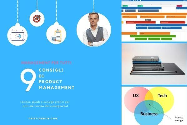 cover 9 consigli di product management cristian boin blog