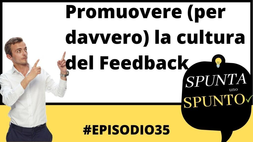Come promuovere la cultura del feedback management trasparenza cover