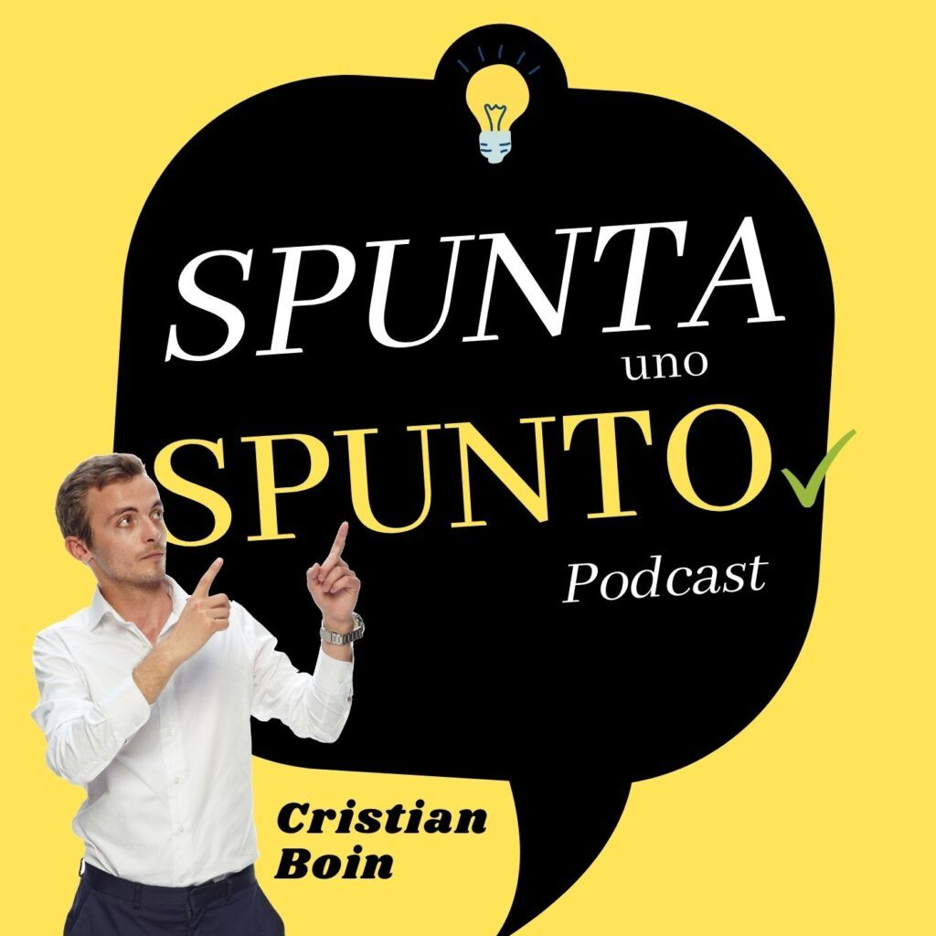 spunta uno spunto podcast cover ascoltalo ora banner