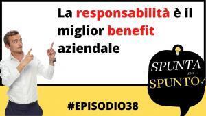 La responsabilità è il miglior benefit aziendale